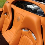Bugatti Special Edition With Luxury Boxmark Leather Upholstery