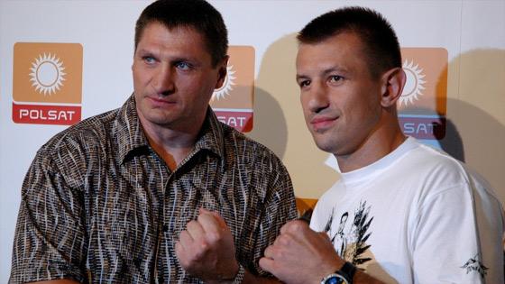 photo Tomasz Adamek vs Andrew Golota