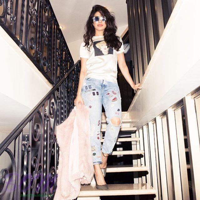 Priyanka Chopra knows how to carry any style