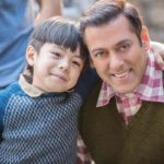 Salman Khan with Matin Rey Tangu