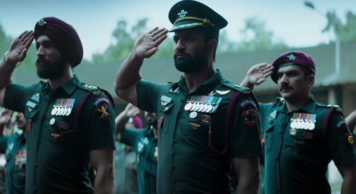 Uri: The Surgical Strike Box Office Collection Day 5: Vicky Kaushal's Military Drama Show Decent Growth at Box Office