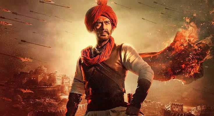 Ajay-Devgn-Starrer-Tanhaji-Day-2-Box-Office-Collection-Report