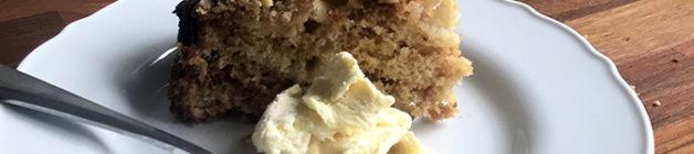 Gooseberry crumble cake recipe