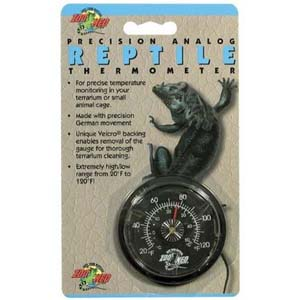 Zoo Med Analog Thermometer
