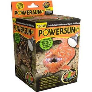 Zoo Med PowerSun UV Lamp