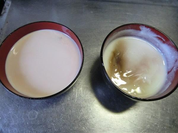 鹿肉臭み抜き 牛乳vsヨーグルト07