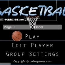 目指せスリーポイントの鬼!無料フラッシュゲーム「Basketball」