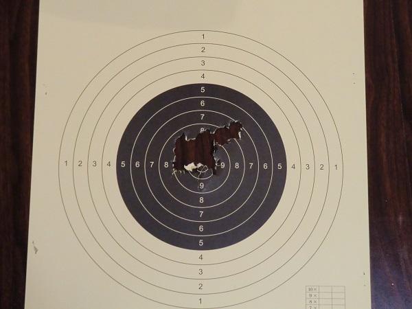 レッドバード射撃用スコア1