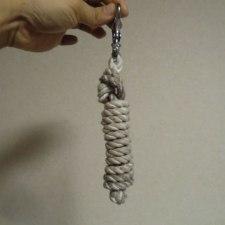 かっこいいぞ!猟犬捕獲用ロープの巻き方・作り方