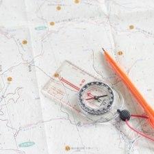 初出猟前の予行演習。詳細なハンターマップの見方はここで学ぼう!