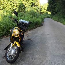 盆休みバイクの旅。クロスカブで忍者の里・伊賀市を回ってみた(前編)