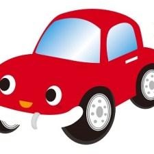 老婆心ながら新車の狩猟車を検討してる人に車傷の一例を挙げてみる。