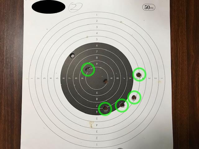 870ハーフライフルで二年ぶり二度目のランニングターゲット射撃に行ってきた