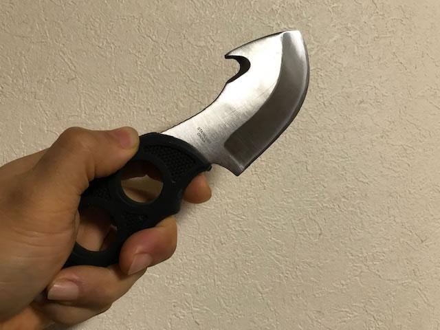 ハンターのナイフたち。今持っている狩猟用のナイフを紹介します
