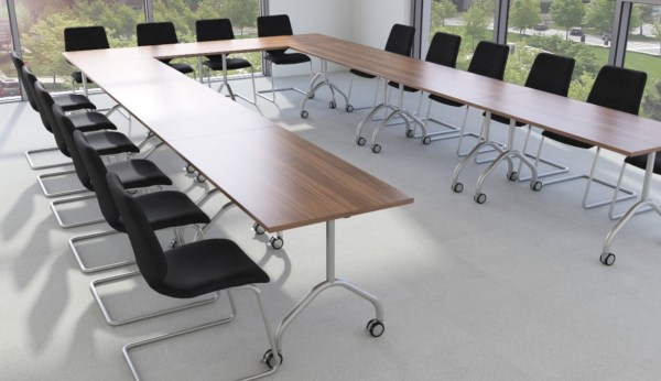 Sven Christiansen Modular Meeting Tables
