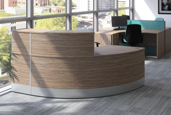 Sven Christiansen X-Range Reception Desk