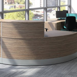 Sven Christiansen X-Range Reception Desk