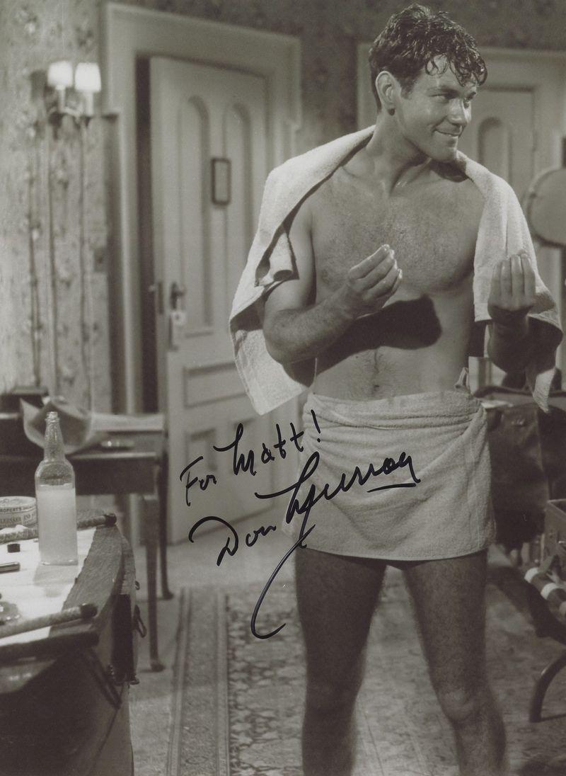 Don Murray Shirtless