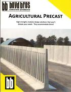 Agricultural precast Brochure