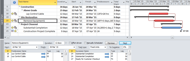 Figure 3: Ladder Logic Loaded Through Edited XML File