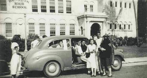 Boynton High School - 1949