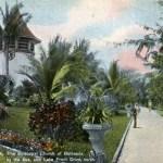 Bethesda-By-The-Sea Church - Palm Beach (Courtesy Florida Memory)