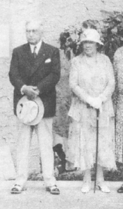 Albert and Anna Parker, 1932