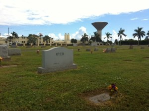 Boynton Memorial Park and Mausoleum, Ca. 2013.