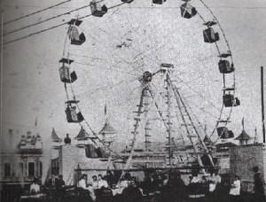 The Ferris Wheel. Boynton Beach, New Jersey