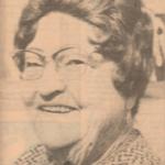 Bertha W. Chadwell