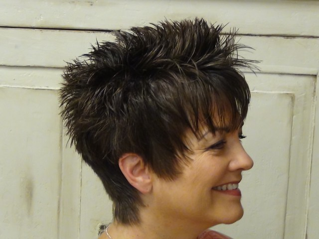 how to cut a ladies mohawk   boys and girls hairstyles and