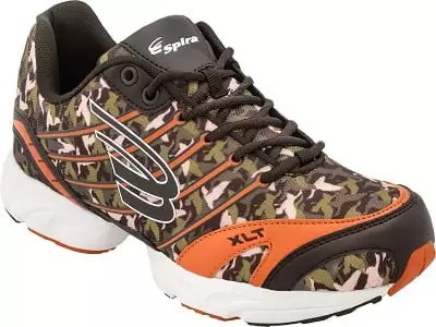 Spira Duck Dynasty Boys Running Shoes