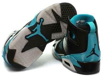 New Nike Air Jordan Flight Club 91 Black Mens Basketball Shoes 1