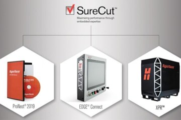 Tecnología SureCut™ de Hypertherm