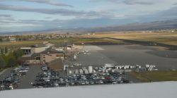 Yellowstone International Airport Webcam | Bozeman Luxury Real Estate