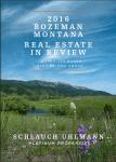 Bozeman Real Estate Report 2016