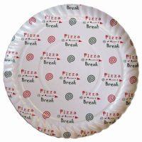 BP Linea Fast Food Piatti Pizza Break rotondo