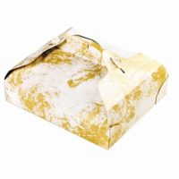 BP Scatole Torta e portapaste oro