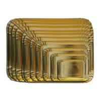 BP vassoio pasticceria classico bordo alto oro 02