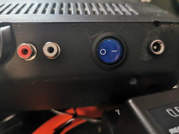 Philips G7000 Videopac Modded