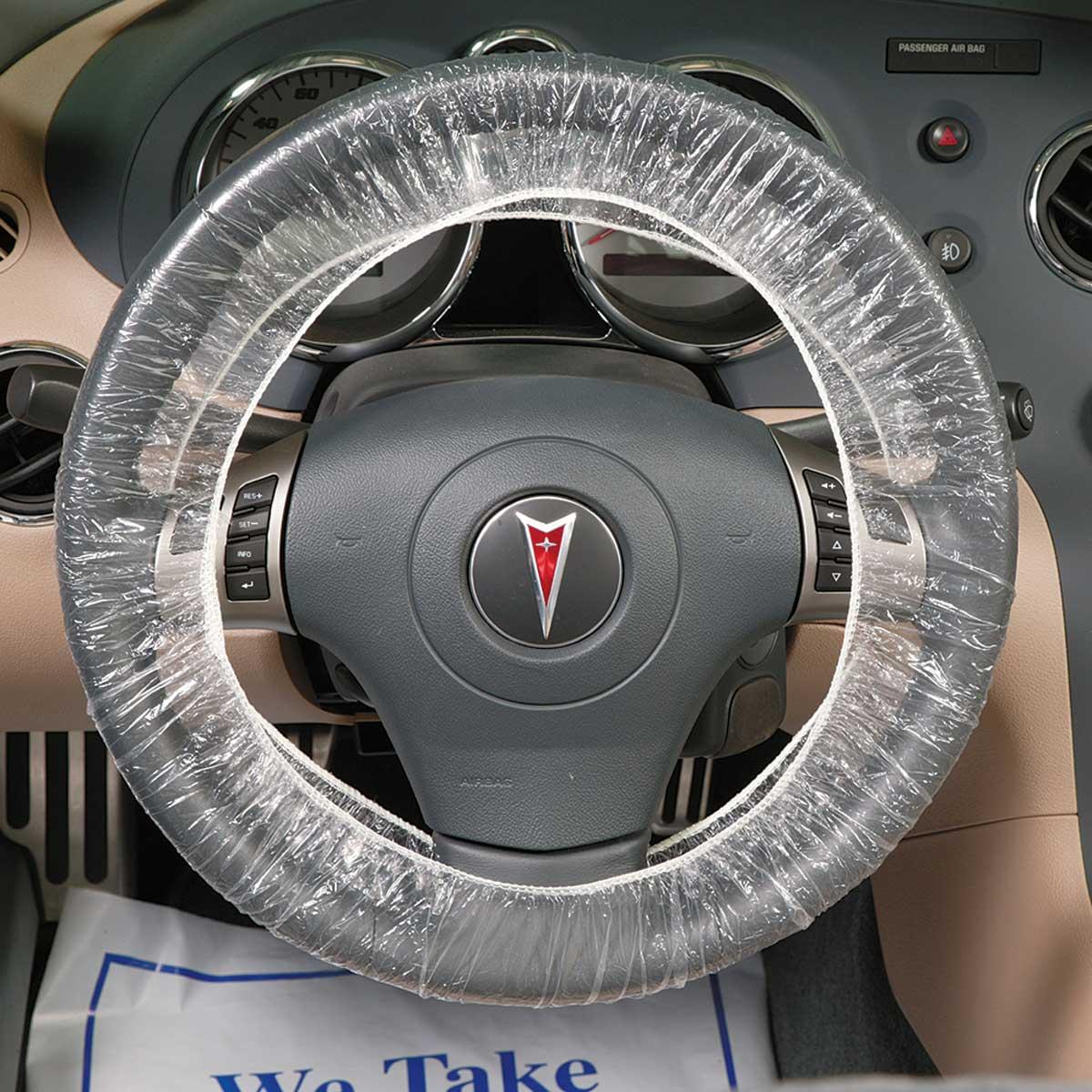 Plastic Steering Wheel Cover Bpi Dealer Supplies