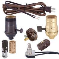 wholesale lamp parts b p lamp supply