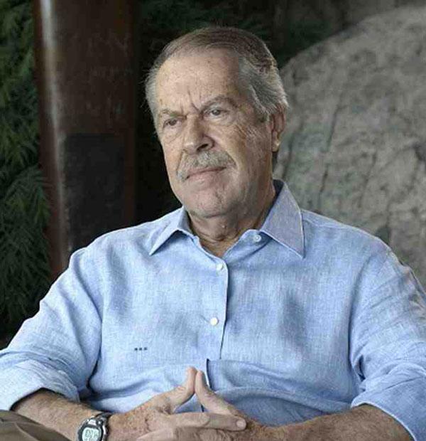 Don Ricardo Sagrera fundador de Hilasal