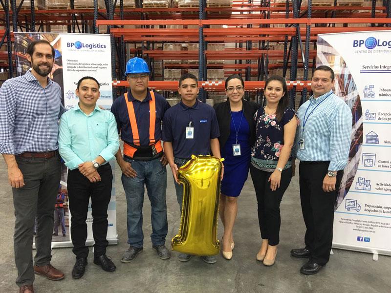 BP Logistics cumple un año como operador logístico