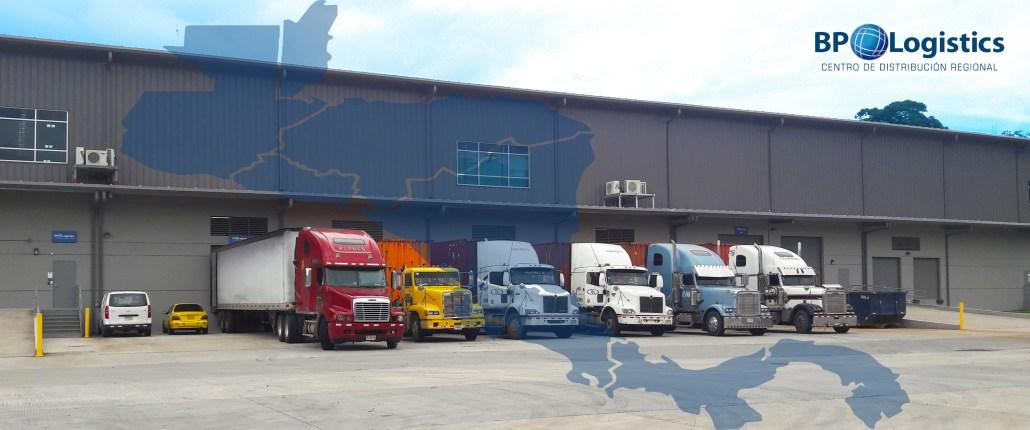 Transporte Consolidado desde BP Logistics