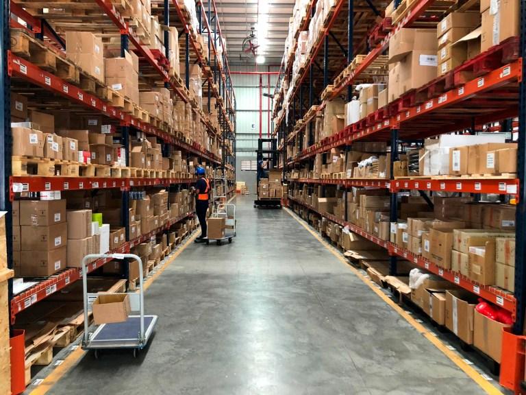 BP Logistics almacenaje Pacífico