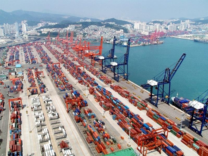 Puerto de Ningbo Zhoushan