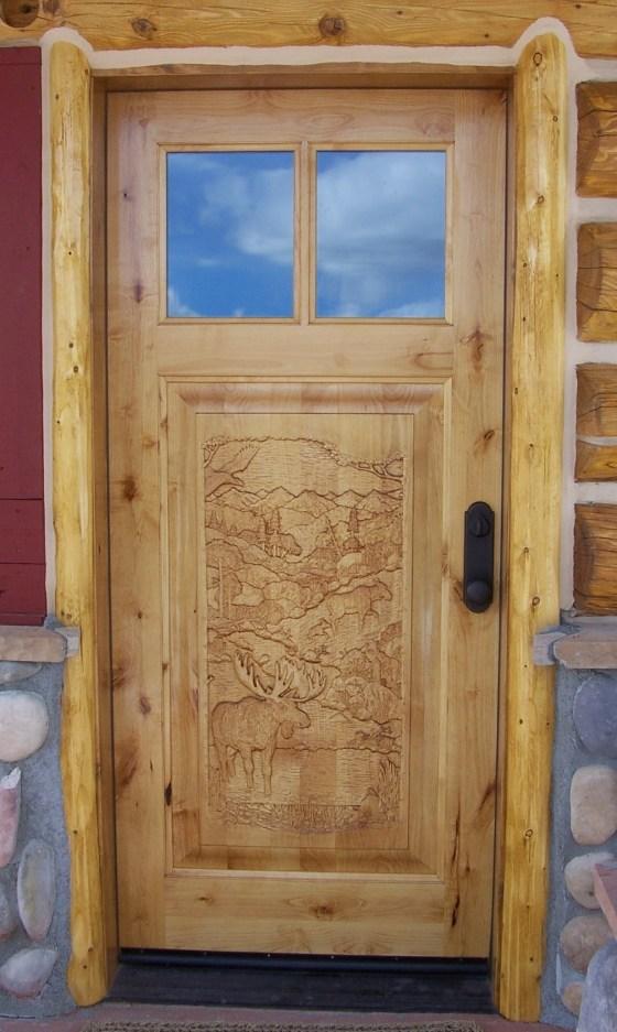 Moose Door