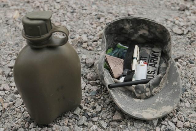 What I Carry - Cadet Flett