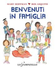 """""""Benvenuti in famiglia - Hoffman/Asquith"""". Casa editrice Lo Stampatello. Lingua italiana"""